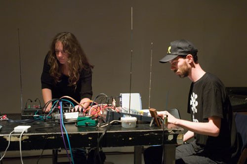 Sarah Washington (UK) & Knut Aufermann (DE)